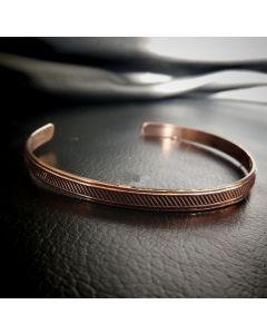 CB03 Copper Bangle