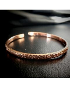 CB02 Copper Bangle