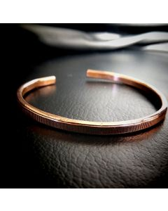 CB04 Copper Bangle