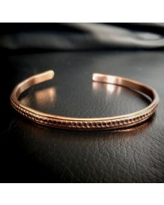 CB06 Copper Bangle