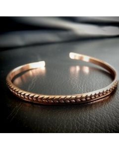 CB07 Copper Bangle