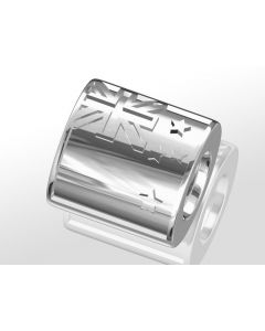 925 sterling Silver Nz flags 'Haki""