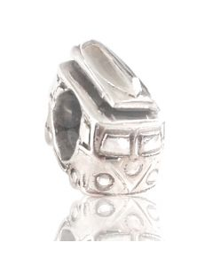Sacred NZ 925 Sterling Silver New Zealand VW Camper Charm Bead
